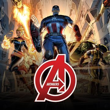 Avengers Volume 5 Comics