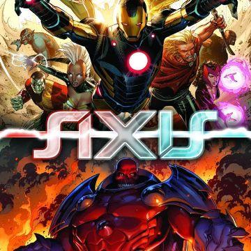 Avengers and X-Men Axis Comics