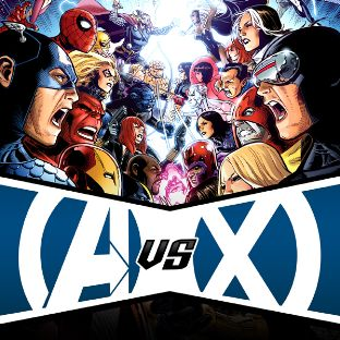 Avengers vs X-Men Comics