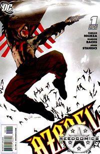 Azrael Comics