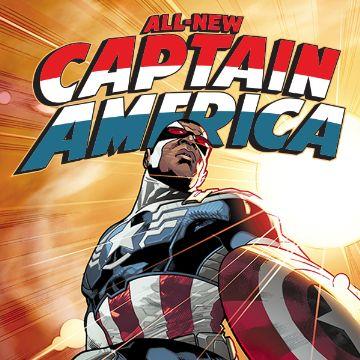 All New Captain America Comics