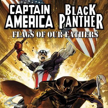 Captain America Black Panther Flags of Our Fathers Comics