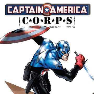 Captain America Corps Comics