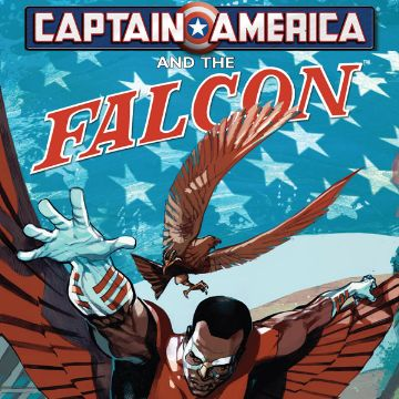 Captain America and the Falcon One Shot Comic