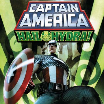 Captain America Hail Hydra Comics