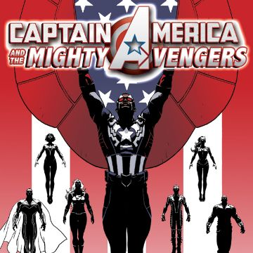 Captain America and the Mighty Avengers Comics