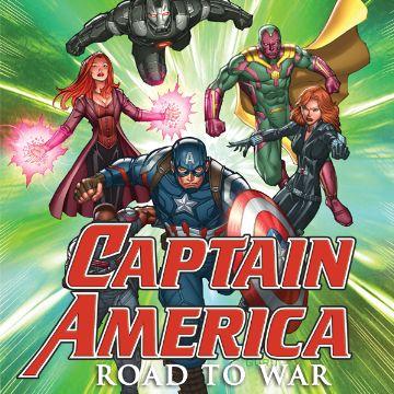 Captain America One Shot Comics