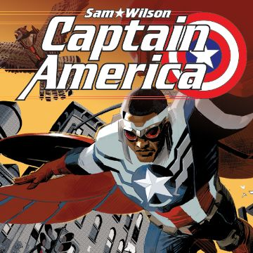 Captain America Sam Wilson Comics