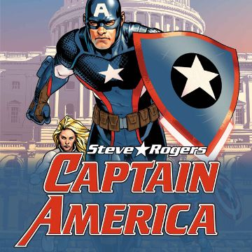 Captain America Steve Rogers Comics