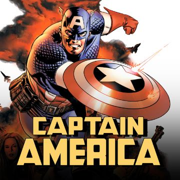 Captain America Graphic Novels and Hardcovers