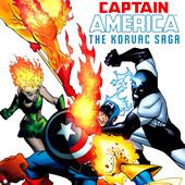 Captain America The Korvac Saga Comics