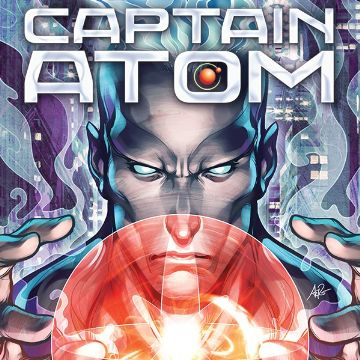Captain Atom Comics