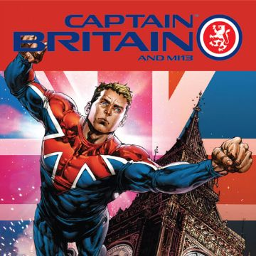 Captain Britain and the Mighty Defenders Comics
