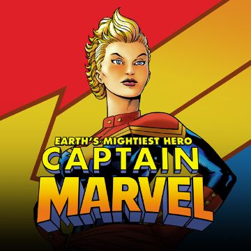 Captain Marvel Volume 6 Comics