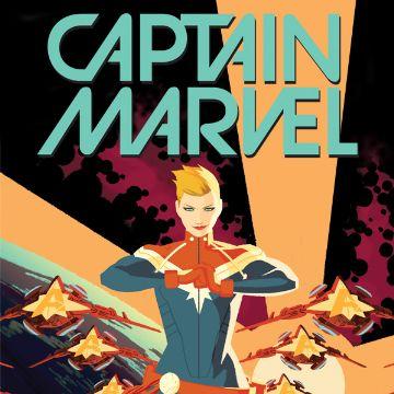 Captain Marvel Volume 8 Comics
