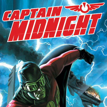 Captain Midnight Comics