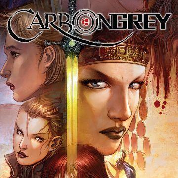Carbon Grey Comics