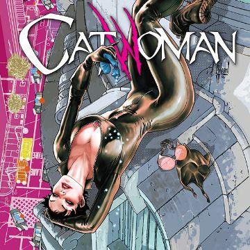 Catwoman Volume 4 Comics