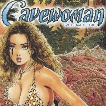 Cavewoman Hunt Comics