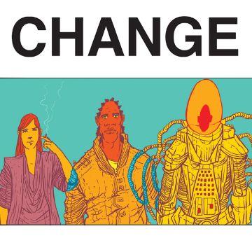 Change Comics