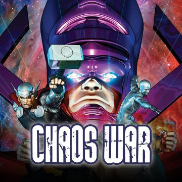 Chaos War Comics