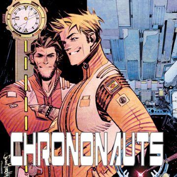 Chrononauts Comics