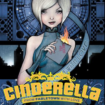 Cinderella From Fabletown With Love Comics