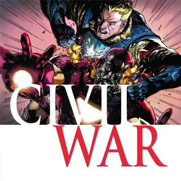 Civil War Volume 2 Comics