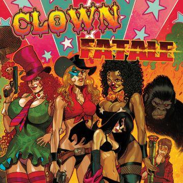 Clown Fatale Comics