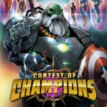 Contest of Champions Volume 3 Comics