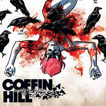 Coffin Hill Comics