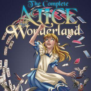 Complete Alice In Wonderland Comics
