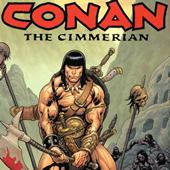 Conan The Cimmerian Comics