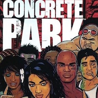 Concrete Park Respect Comics