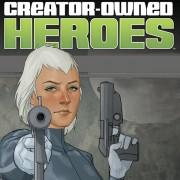Creator Owned Heroes Comics