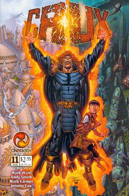 Crux Comics