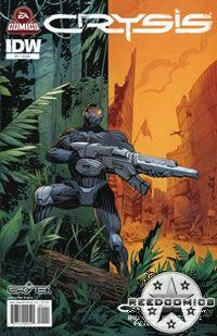 Crysis Comics