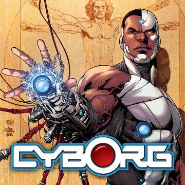 CYBORG Comics (2015)