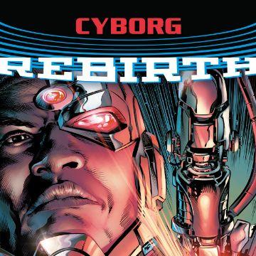 CYBORG Comics (2016)