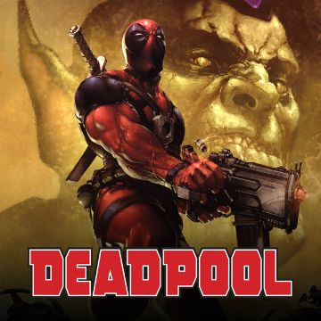DEADPOOL COMIC LIBRARY