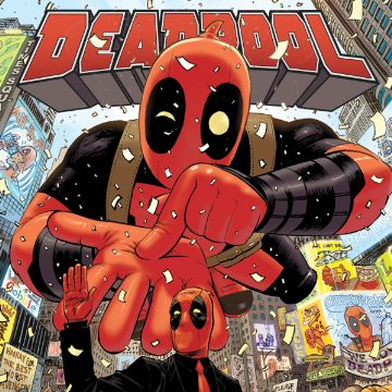 Deadpool Graphic Novels