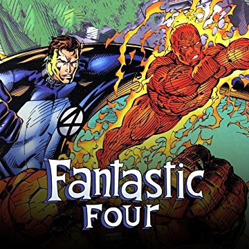 Fantastic Four Graphic Novel Library
