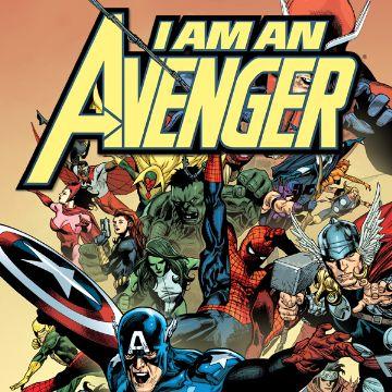 I Am An Avenger Comics