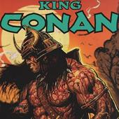 King Conan The Scarlet Citadel Comics