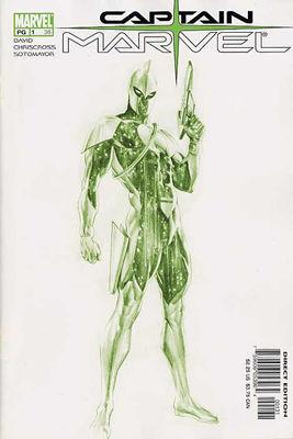 Captain Marvel Volume 4 Comics