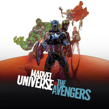 Marvel Universe vs The Avengers Comics