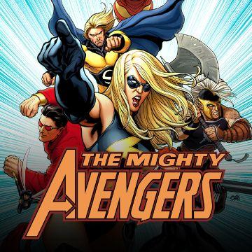 Mighty Avengers Volume 1 Comics
