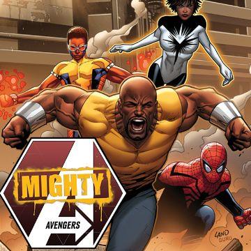 Mighty Avengers Volume 2 Comics