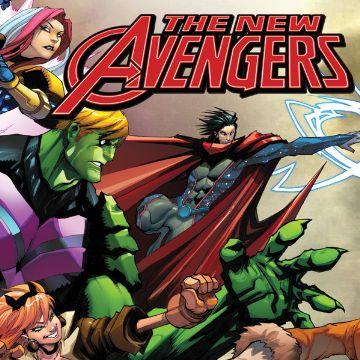 New Avengers Volume 4 Comics