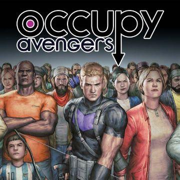 Occupy Avengers Comics